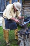 Fort Bridger Rendezvous 2014 Royalty Free Stock Photo