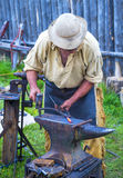 Fort Bridger Rendezvous 2014 Royalty Free Stock Image