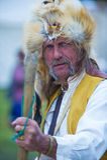 Fort Bridger Rendezvous 2014 Royalty Free Stock Photos