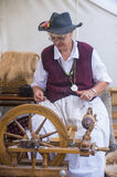 Fort Bridger Rendezvous 2014 Royalty Free Stock Photography