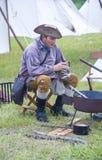 Fort Bridger Rendezvous 2014 Stock Photo