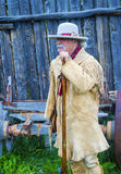 Fort Bridger Rendezvous 2014 Stock Image