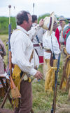 Fort Bridger Rendezvous 2014 Stock Images