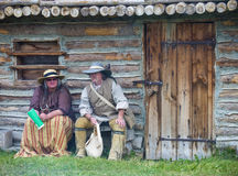 Fort Bridger Rendezvous 2014 Royalty Free Stock Photo