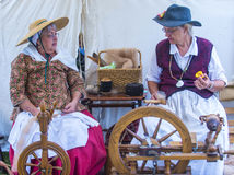 Fort Bridger Rendezvous 2014 Royalty Free Stock Images