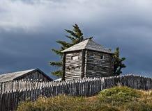 Fort Bulnes, Chile stock photos