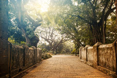 Fort Canning Park in Singapore Royalty Free Stock Image