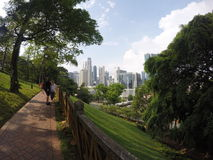Fort Canning Park Stock Photo