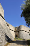 The fort carré from Antibes in France Royalty Free Stock Images
