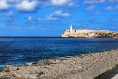 Fort Castillo del Morro Stock Images