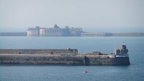 Fort centrala Obrazy Stock