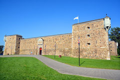Fort Chambly Obrazy Royalty Free
