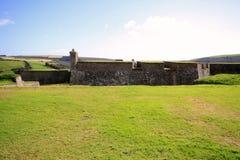 Fort Charles buiten Stock Fotografie