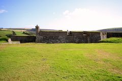 Fort Charles outside Stock Photography