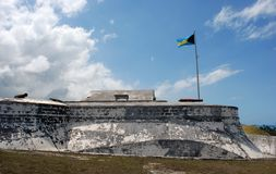 Fort Charlotte Stock Photo
