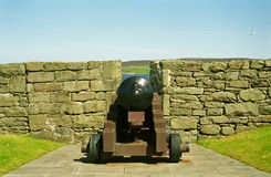 Fort Charlotte, Lerwick, Shetland Stock Photo