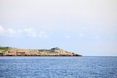 Fort Christiansoe island Bornholm Denmark Royalty Free Stock Photos