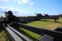 Fort Christiansoe island Bornholm Denmark Stock Images