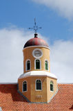 The Fort Church Curacao Stock Images