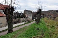 Fort and city Retz, Austria, Europe stock photo