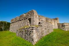 Fort Claudia w Reutte zdjęcia royalty free