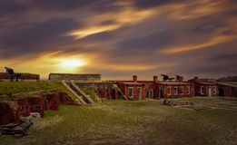 Free Fort Clinch Royalty Free Stock Photo - 100303045