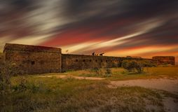 Fort Clinch Stock Photography