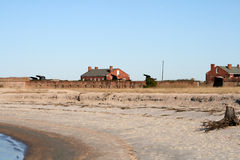 Fort Clinch Florida Royalty Free Stock Photos