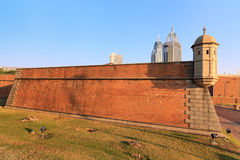 Fort Conde. Historic Fort Conde in Mobile Alabama Royalty Free Stock Photos