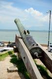 Fort Cornwallis royaltyfria bilder