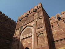 Fort d'Agra Photos stock