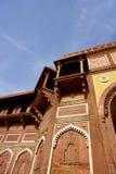 Fort d'Agra Photographie stock libre de droits