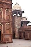 Fort d'Agra, Inde Photo libre de droits