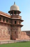 Fort d'Agra, Inde Photos stock
