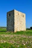 Fort d'Alaminos Image libre de droits