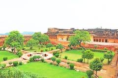 Fort d'Amer Amber et Inde de Jaipur Ràjasthàn de palais Photo stock