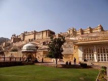 Fort d'Amer, Jaipur, Inde Images libres de droits