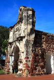 Fort d'A Famosa Image stock