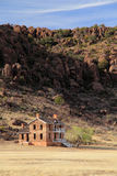 Fort Davis National Historic Site Stock Image