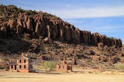 Fort Davis National Historic Site Stock Images