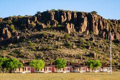 Fort Davis National Historic Site Royalty Free Stock Image
