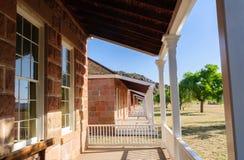 Fort Davis National Historic Site Stock Photos