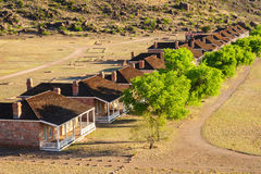 Fort Davis National Historic Site Royalty Free Stock Photography