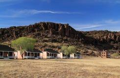 Fort-Davis-nationale historische Site lizenzfreies stockfoto