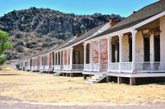Fort Davis, Texas, USA Royalty Free Stock Photography