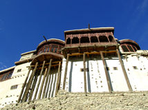 Fort de Baltit Image stock