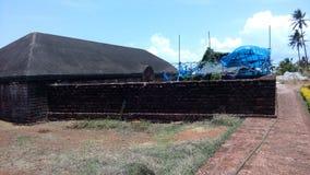 Fort de Bekal images stock