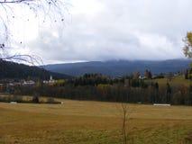Forêt de Bohème Photo libre de droits
