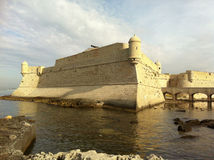Fort de Bouc Royaltyfri Bild