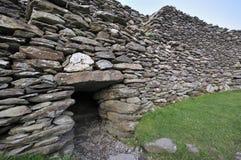 Fort de boucle de Staigue Image stock